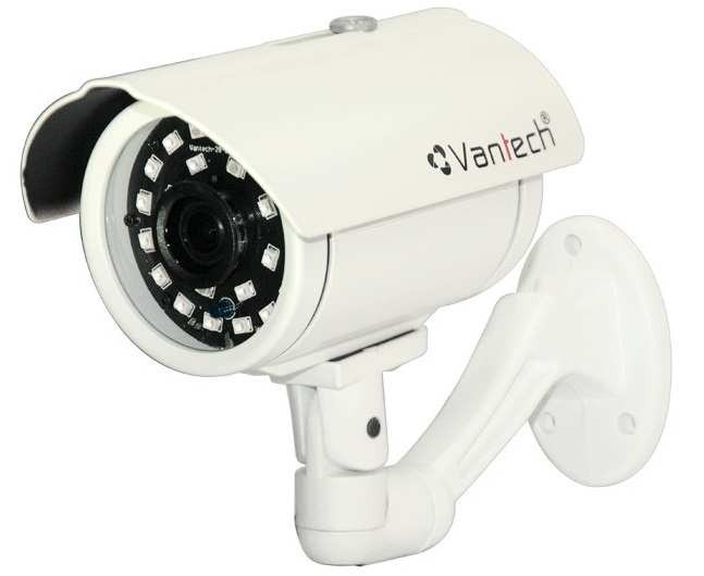 Camera HD-TVI hồng ngoại 2.0 Megapixel VANTECH VP-200T/A/C