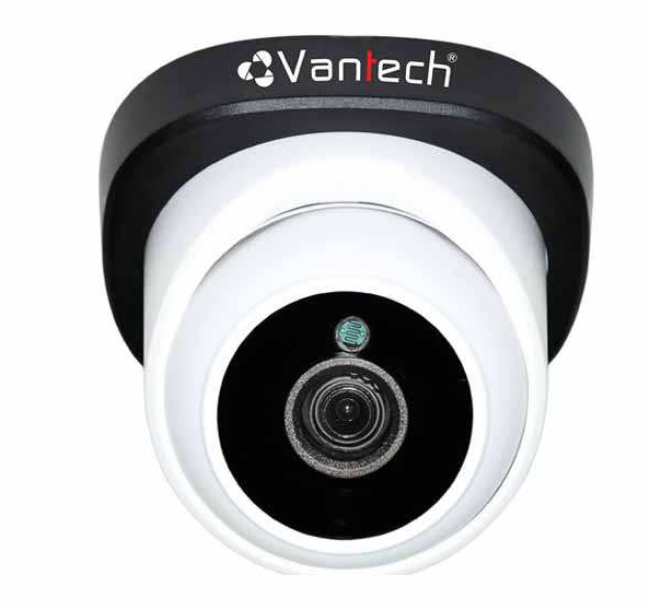 Camera HDCVI Starlight Dome 2MP Vantech VP-2224SC