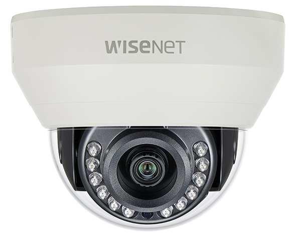 Camera Dome AHD hồng ngoại 4.0 Megapixel Hanwha Techwin WISENET HCD-7030RA