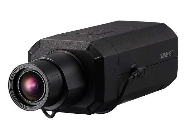 Camera IP 8.0 Megapixel Hanwha Techwin WISENET PNB-A9001