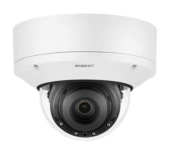 Camera IP Dome hồng ngoại 8.0 Megapixel Hanwha Techwin WISENET PND-A9081RV
