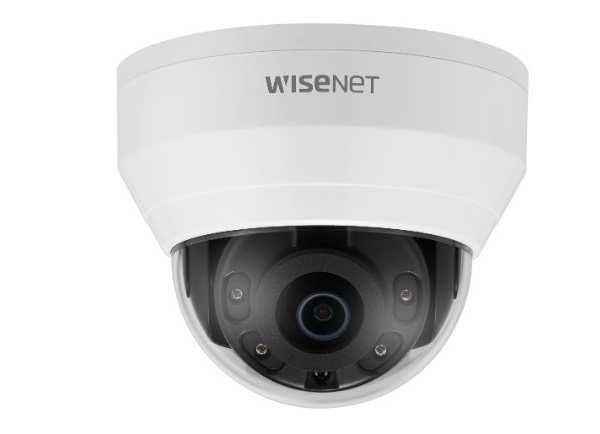 camera- Wisenet- QND-8010R