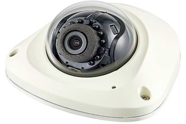Camera IP Flat hồng ngoại 2.0 Megapixel Hanwha Techwin WISENET QNV-6023R