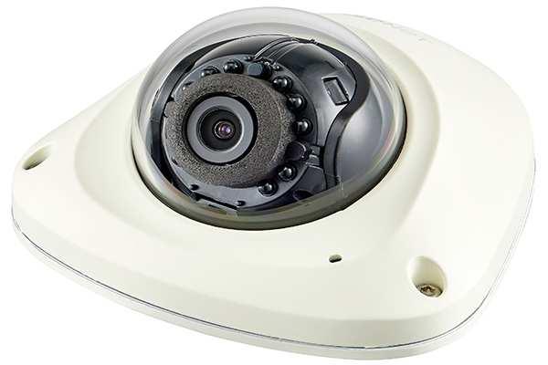 Camera IP Flat hồng ngoại 2.0 Megapixel Hanwha Techwin WISENET QNV-6024RM