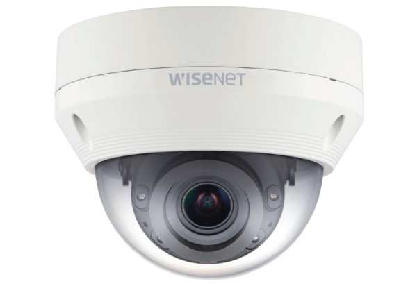 Camera IP Dome hồng ngoại 5.0 Megapixel Hanwha Techwin WISENET QNV-8080R