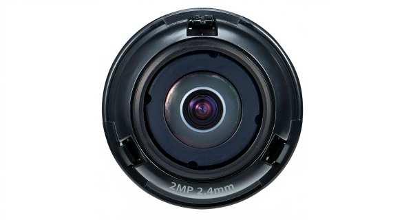 Ống kính camera 2.0 Megapixel Hanwha Techwin WISENET SLA-2M2400D