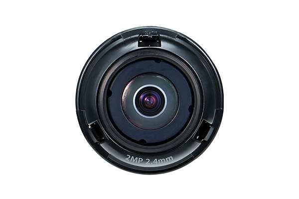 Ống kính camera 2.0 Megapixel Hanwha Techwin WISENET SLA-2M2400Q