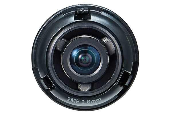 Ống kính camera 2.0 Megapixel Hanwha Techwin WISENET SLA-2M2800P