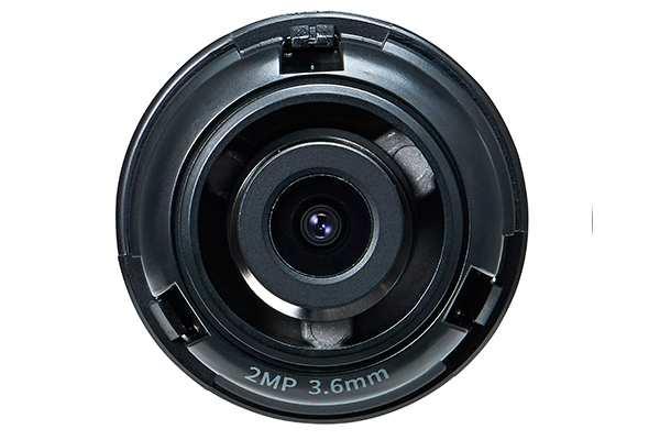 Ống kính camera 2.0 Megapixel Hanwha Techwin WISENET SLA-2M3600P