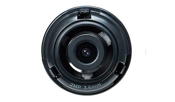 Ống kính camera 2.0 Megapixel Hanwha Techwin WISENET SLA-2M3600Q