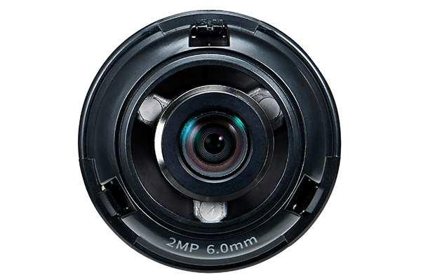 Ống kính camera 2.0 Megapixel Hanwha Techwin WISENET SLA-2M6000P