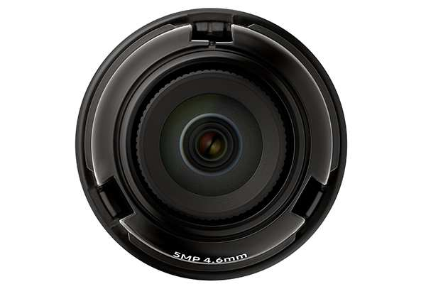 Ống kính camera 5.0 Megapixel Hanwha Techwin WISENET SLA-5M4600P