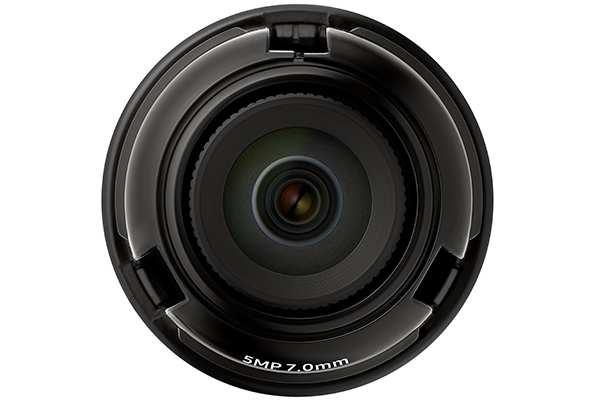 Ống kính camera 5.0 Megapixel Hanwha Techwin WISENET SLA-5M7000P