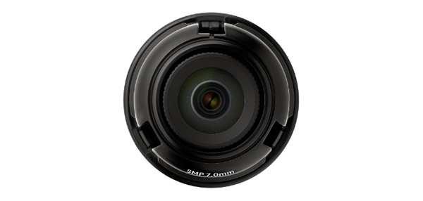 Ống kính camera 5.0 Megapixel Hanwha Techwin WISENET SLA-5M7000Q