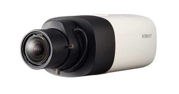 Camera IP 5.0 Megapixel Hanwha Techwin WISENET XNB-8000