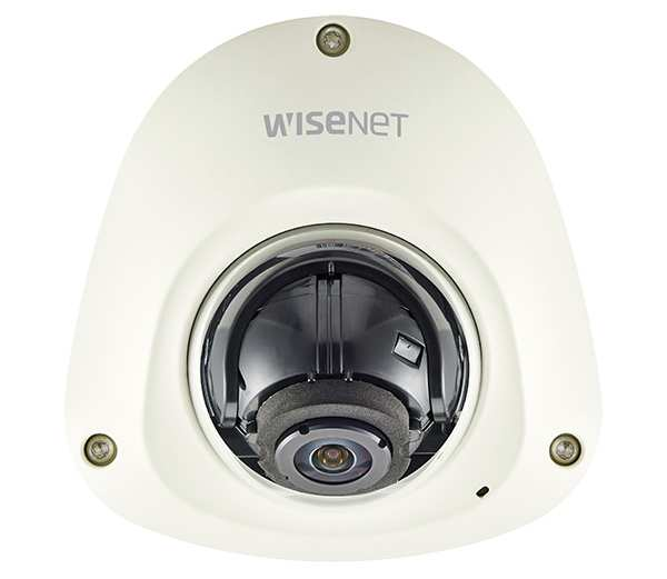 Camera IP Flateye 2.0 Megapixel Hanwha Techwin WISENET XNV-6012