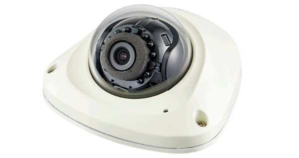 Camera IP Dome hồng ngoại wisenet 2MP XNV-6022RM