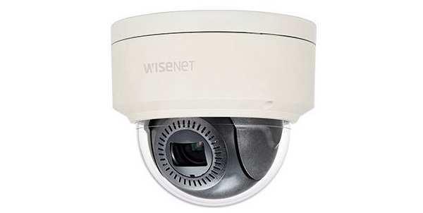 Camera IP Dome 2.0 Megapixel Hanwha Techwin WISENET XNV-6085