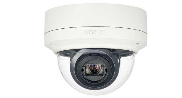 Camera IP Dome chống va đập wisenet 2MP XNV-6120
