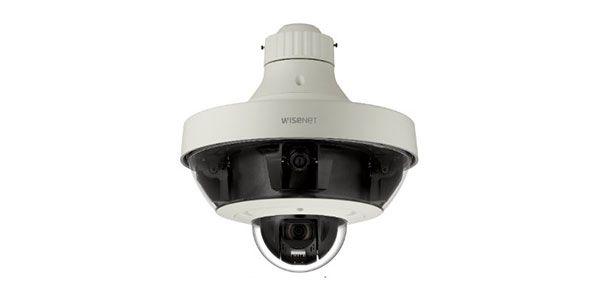 Camera IP PTZ/Quay quét 4 trong 1 Wisenet PNM-9320VQP