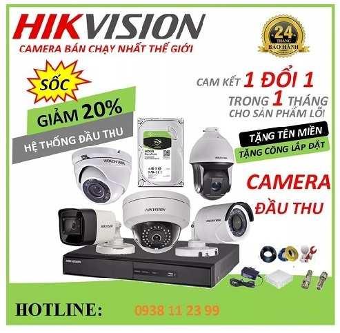 Lắp camera quan sát gồm những loại nào chất lượng tốt