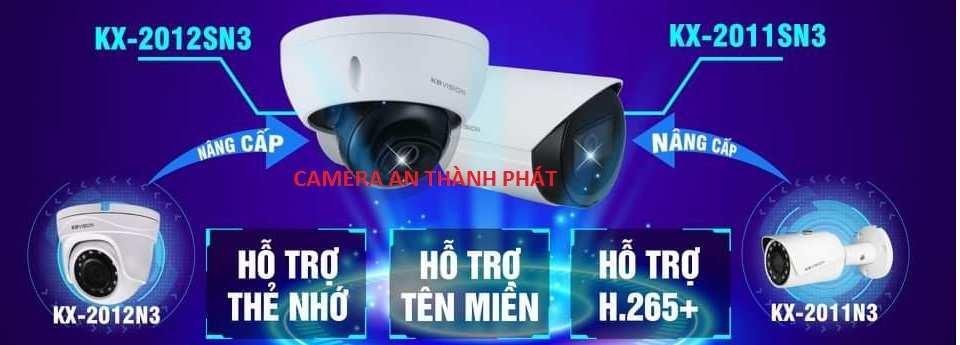 Lắp camera quan sát chính hãn kbvision usa