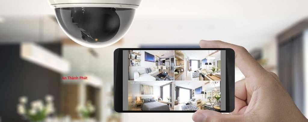 Lắp đặt camera quan sát gia đình hoặt động như thế nào