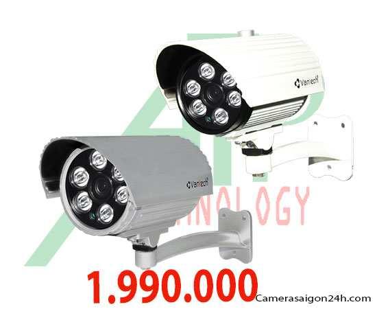 lắp đặt camera quan sát ip vantech danh cho kho xưởng kho hàng giá rẻ