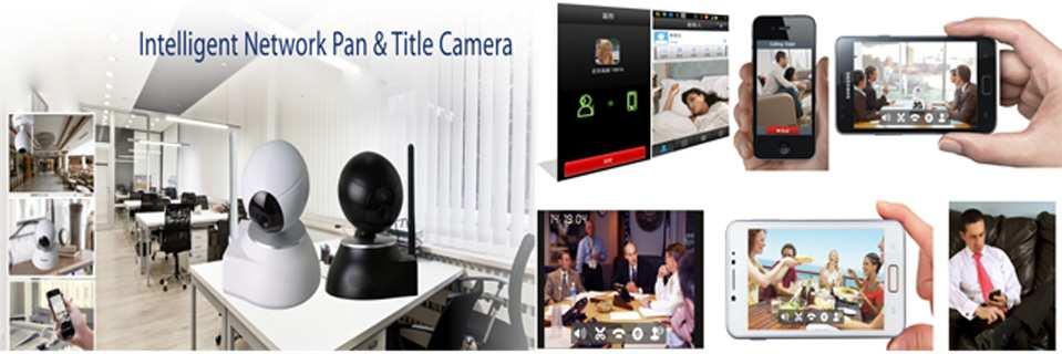 lắp camera quan sát có nhiều ưu điểm giám sát qua mạng điện thoại từ xa
