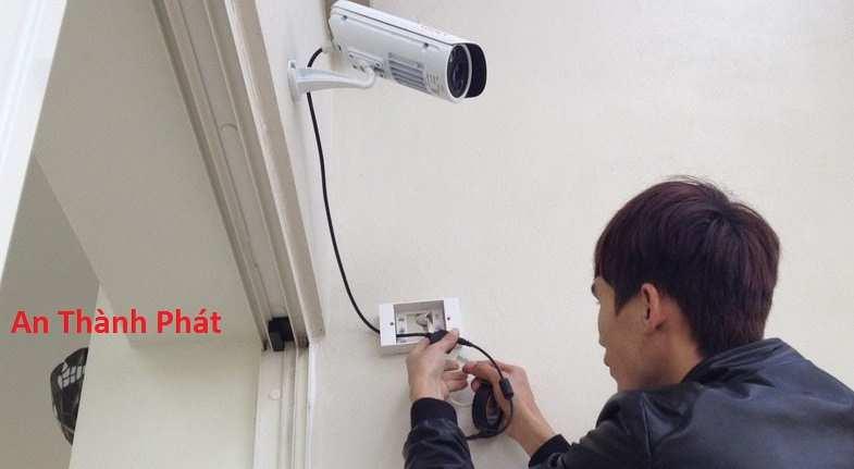Láp camera tại nhà những sai lầm cần tránh