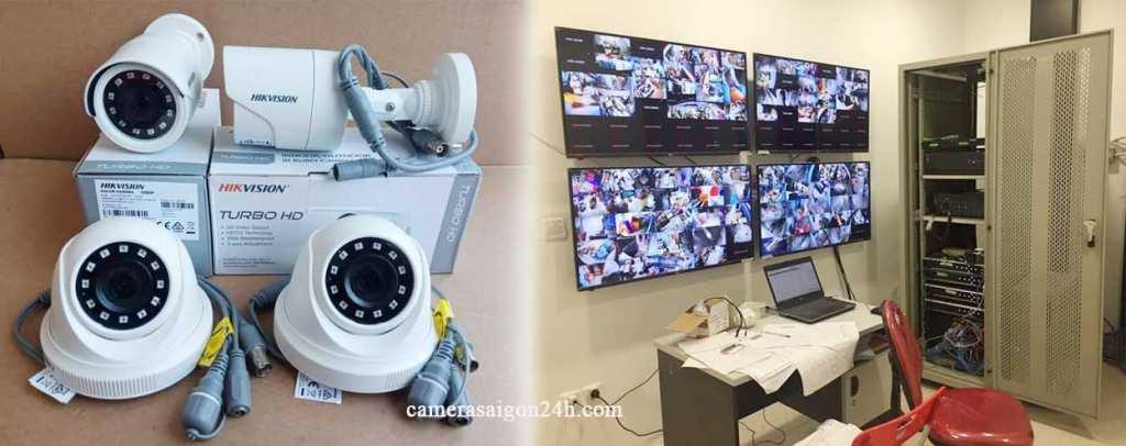Báo giá lắp camera ultra 2k trọn bộ giá rẻ
