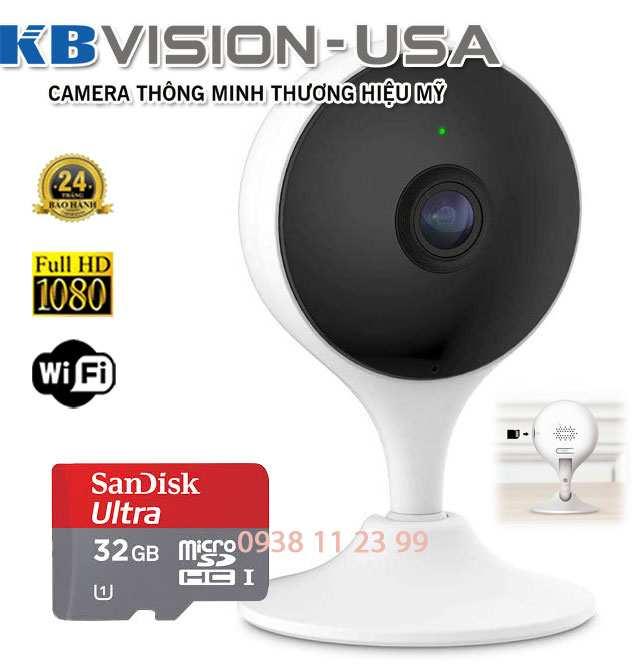 Camera wifi cube ebitcam giá rẻ tiết kiểm chi phí