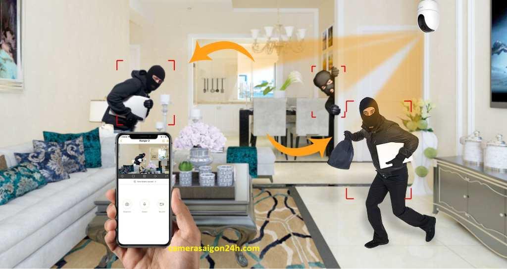 lắp camera wifi chính hãng Dahua DH-IPC-A22EP