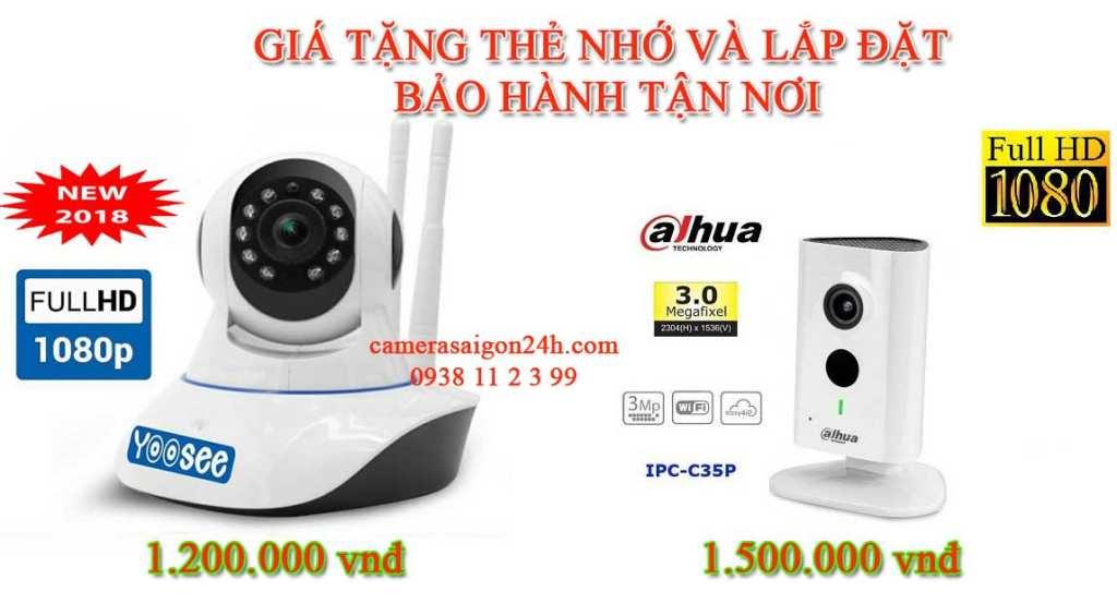 Mua camera quan sát giá rẻ chất lượng giám sát từ xa