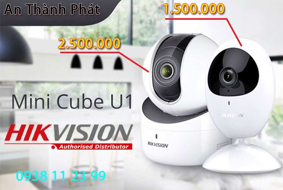 lắp camera wifi hikvision giá rẻ chất lượng tốt