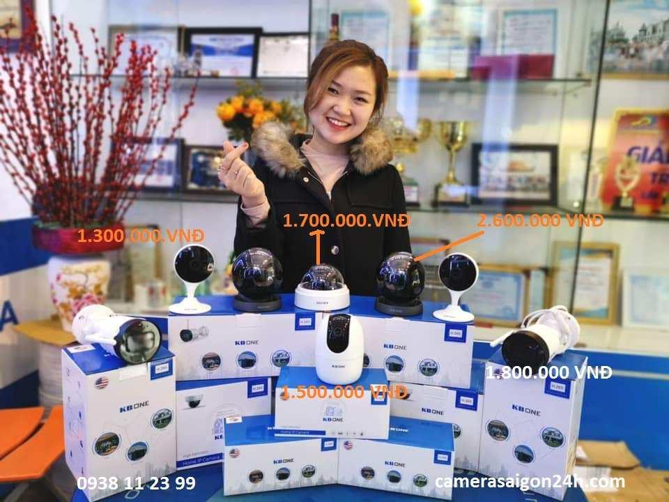 lắp camera wifi kbvision giá rẻ chất lượng cho gia đình