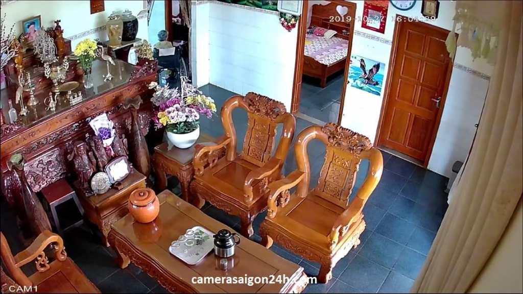 lắpcamera gia đình giá rẻ giám sát qua điện thoại