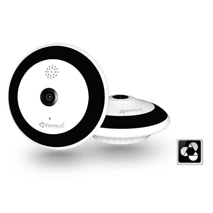 Camera-wifi-360-panoramic-3.0mp-V2060B