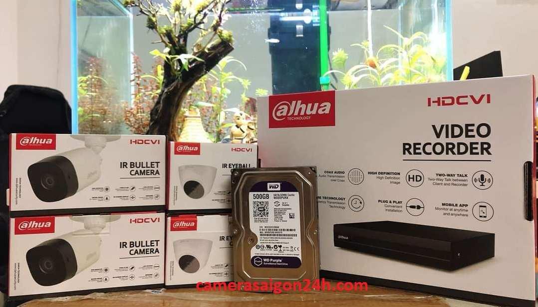 camera giám sát analog giá tốt nhất thương hiệu Dahua giá rẻ Camera analog là một camera quan sát với cảm biến CCD và sau đó hình ảnh được số hóa để xử lý. Nhưng trước khi có thể truyền tải hình ảnh Analog High Definition Surveillance Camera 1080P