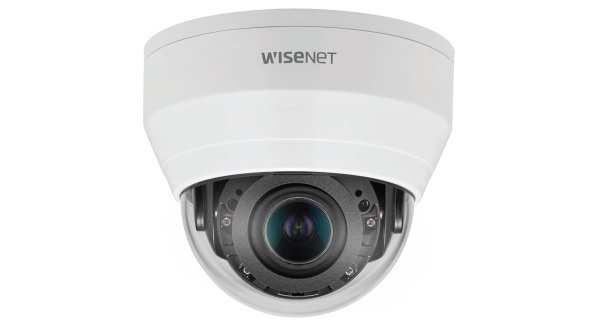 Camera -IP- Dome- hong- ngoai- 5.0- Megapixel -Hanwha -Techwin- WISENET- QND-8080R