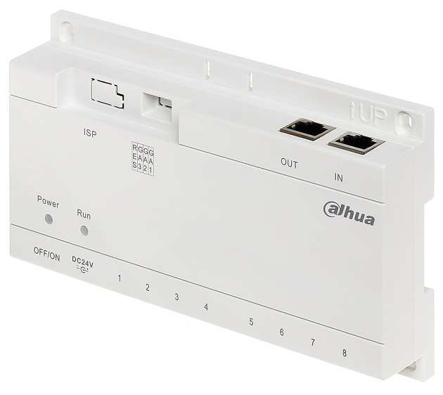 Switch-Dahua- DH-POE Switch VTNS1060A