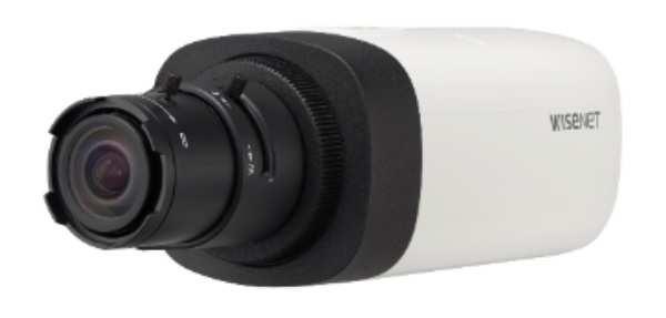 camera- IP- BOX -Wisenet -QNB-6002