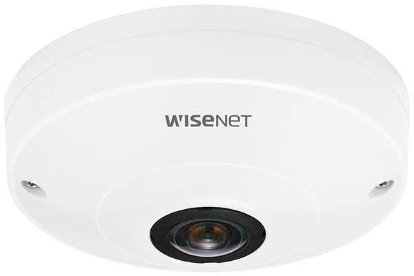CAMERA- IP- WISENET -FISHEYE- QNF-9010/VAP 12MP