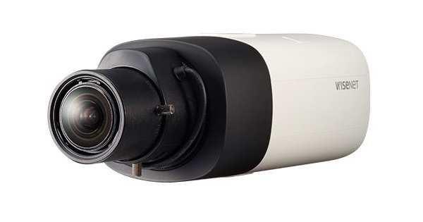 Camera IP 2.0 Megapixel Hanwha Techwin WISENET XNB-6000