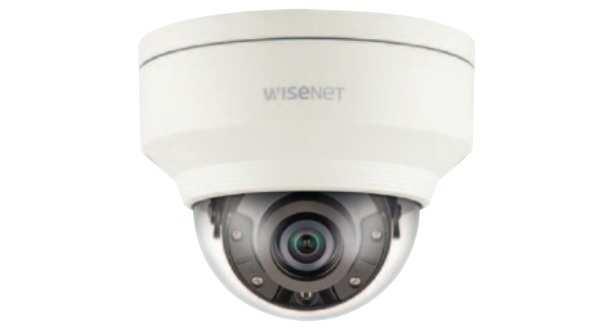 Camera IP Dome hồng ngoại 5.0 Megapixel Hanwha Techwin WISENET XNV-8030R