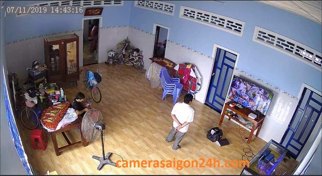 lắp đặt camera quan sát hikvision giá rẻ chất lượng
