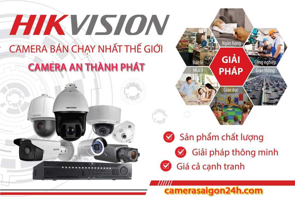 Lắp camera hikvision giá rẻ