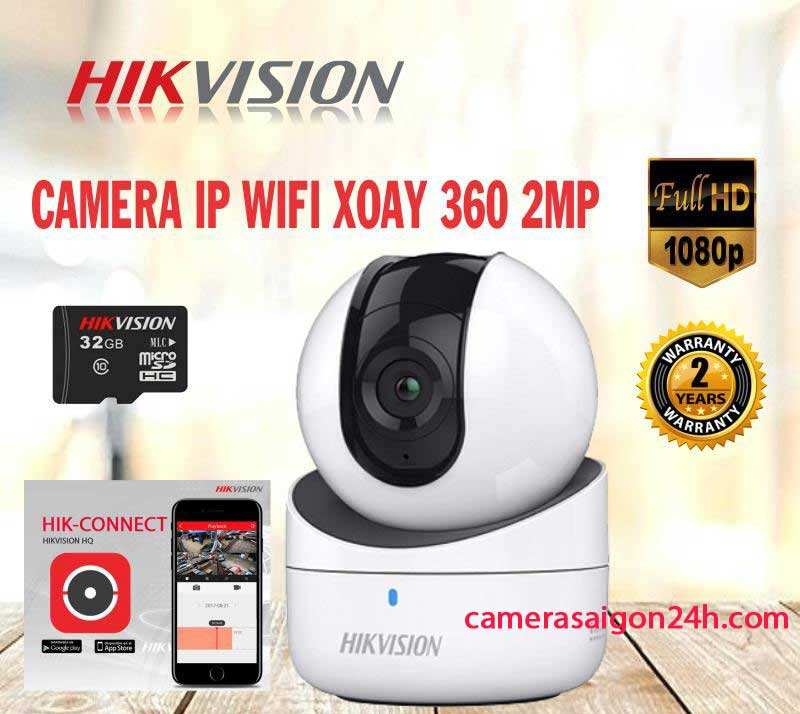 lắp camera wifi hikvision chất lượng
