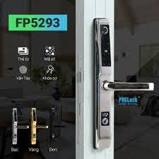 Khóa cửa điện tử PHGLock FP5293 (Bạc)