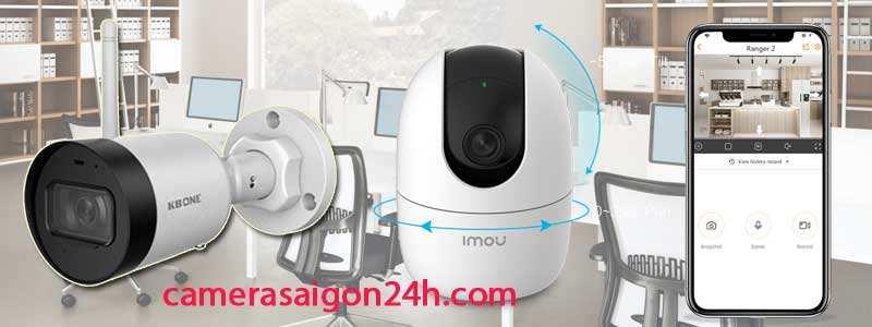 lắp đặt camera quan sát wifi cho cửa hàng